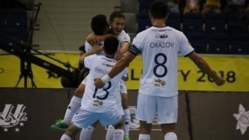 Сборная Казахстана обыграла Португалию в полуфинале чемпионата мира