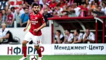 Джикия – о матче с «Динамо»: «Как будто мы играем с победителем Лиги чемпионов»