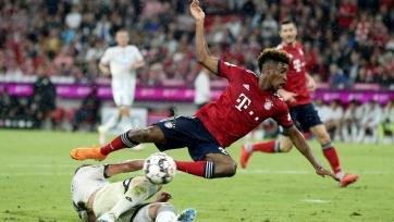 «Бавария» переиграла «Хоффенхайм»
