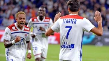 «Лион» оказался сильнее «Страсбурга»