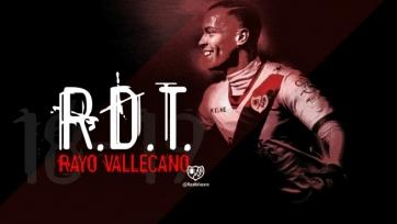 Официально: форвард «Реала» перешел в «Райо Вальекано»