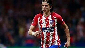 «Атлетико» и ПСЖ не могут договориться о стоимости Филипе Луиса