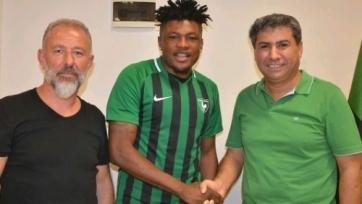 Нападающего «Иртыша» подписал турецкий клуб