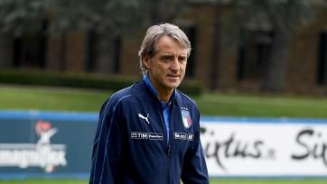 Манчини: «В итальянской сборной есть игроки, способные выйти на уровень Баджо и Тотти»