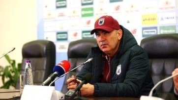 Бердыев высказался после матча с ЦСКА