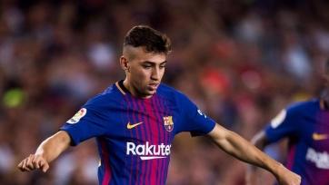 «Барселона» намерена продлить контракт с Муниром