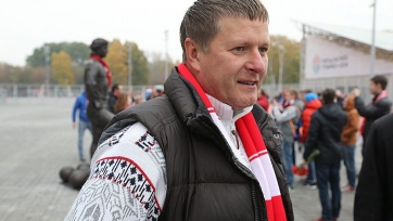 Кафельников: «Зенит»? Об этом матче даже не думаю, наслаждаюсь победой «Спартака»