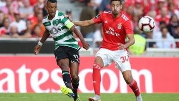 Лиссабонское дерби «Бенфика» - «Спортинг» победителя не выявило