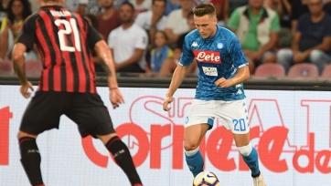 «Наполи» совершил камбэк с 0:2 и переиграл «Милан»