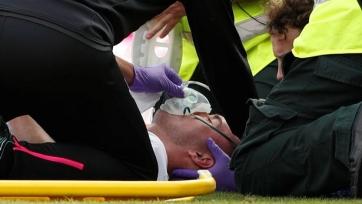 Майкл Кин госпитализирован после столкновения головами с Гуйе