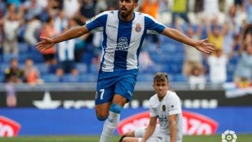 «Эспаньол» на своём поле уверенно обыграл «Валенсию»