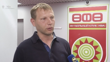 Наставник «Уфы» прокомментировал поражение в матче с «Зенитом»