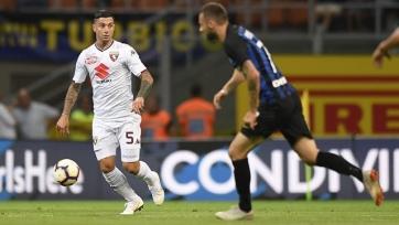 «Торино» отыграл отставание в два гола в матче с «Интером»