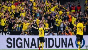 Ройс наколотил уже 100 голов в Бундеслиге