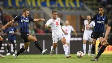 «Интер» не может одолеть «Торино» уже 4 матча кряду