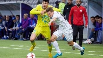 «Астана» продлила свою выигрышную серию