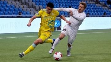Сразу 29 футболистов «Астаны» вызвали в национальные команды