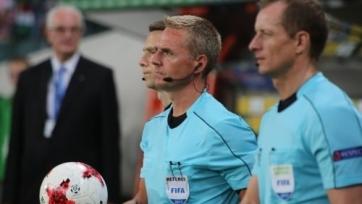 Судить матч «Астана» - «АПОЭЛ» будет тот же рефери, что работал на игре казахстанцев с «Легией»