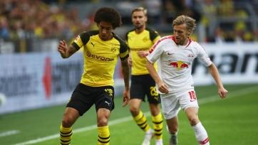 Витсель прокомментировал свой дебют в Бундеслиге