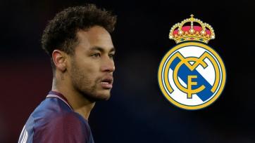 Неймар отреагировал на слухи о его переходе в «Реал»