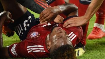 «Бавария» не собирается выходить на трансферный рынок из-за травмы Комана