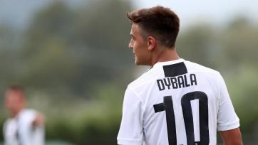 Дибала недоволен тем, что остался в запасе в матче с «Лацио»