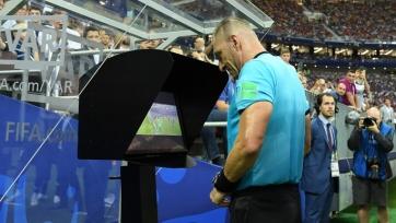 В УЕФА отказались использовать систему VAR в матчах Лиги Чемпионов