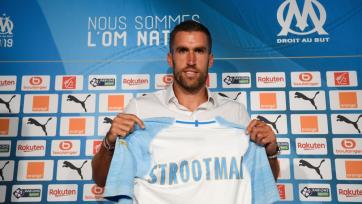 Строотман прокомментировал свой переход в «Марсель»