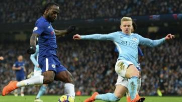«Манчестер Сити» определился с трансферной стоимостью Зинченко