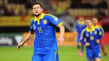 Селезнёв заменит в сборной Украины форварда «Динамо»