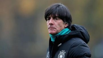 Германия определилась с заявкой на ближайшие поединки