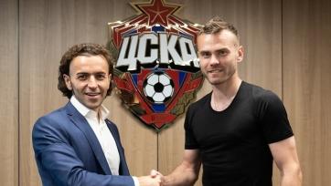 Официально: Акинфеев заключил новое соглашение с ЦСКА