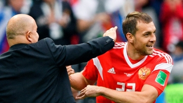 Дзюба назвал игрока, который помог бы России пробиться в полуфинал ЧМ-2018