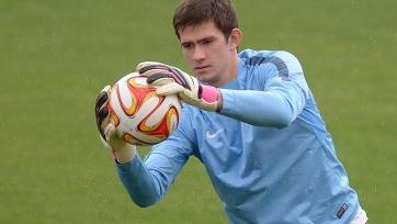 Официально: вратарь «Зенита» перешел в «Рубин»