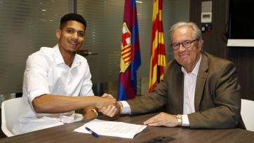 Официально: Араухо перешел в «Барселону»