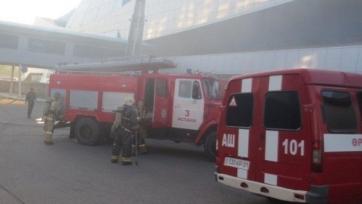 Названы причины пожара в дворце спорта «Казахстан»