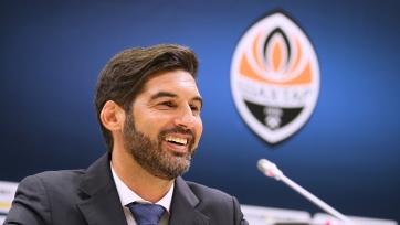 Наставник «Шахтёра» назвал команды, с которыми хотел бы сыграть в Лиге чемпионов