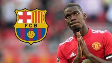Стало известно, почему Погба хочет перейти в «Барселону»
