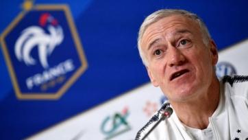 Дидье Дешам объявил состав сборной Франции на ближайшие матчи