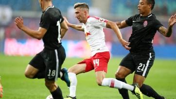 «РБ Лейпциг» в концовке вырвал победу над «Зарёй» и выбил соперника из ЛЕ