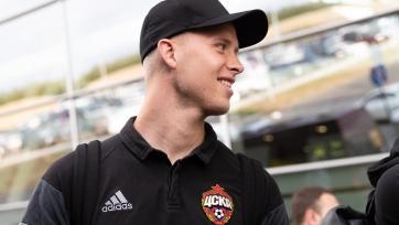 Магнуссон рад, что будет выступать на арене «Реала»