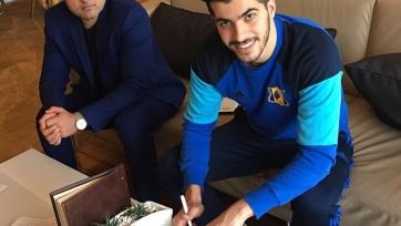 Официально: полузащитник «Ростова» перешел в «Рединг»
