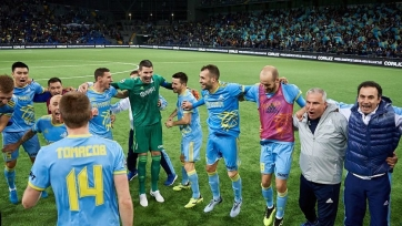 ПФЛК поздравила «Астану» с победой