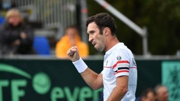Кукушкин продолжает выступления на US Open