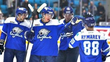«Барыс» должен натурализировать российских хоккеистов