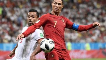 Роналду пропустит игры с Италией и Хорватией