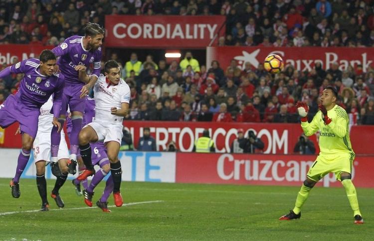 Прогноз на матч Севилья – Реал: хозяева в попытке подложить свинью гранду