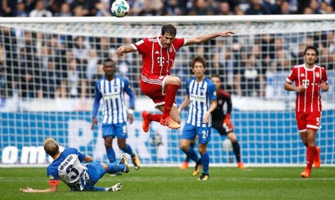 Прогноз на матч Герта – Бавария: встреча лидеров немецкой высшей лиги