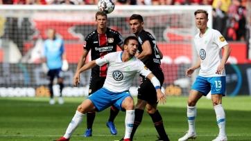 «Вольфсбург» обыграл «Байер» и другие результаты матчей 2 тура Бундеслиги
