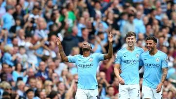 «Манчестер Сити» оказался сильнее «Ньюкасла»